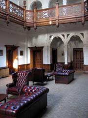 Ground Floor of Clevedon Hall